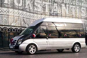 16 seater limobus