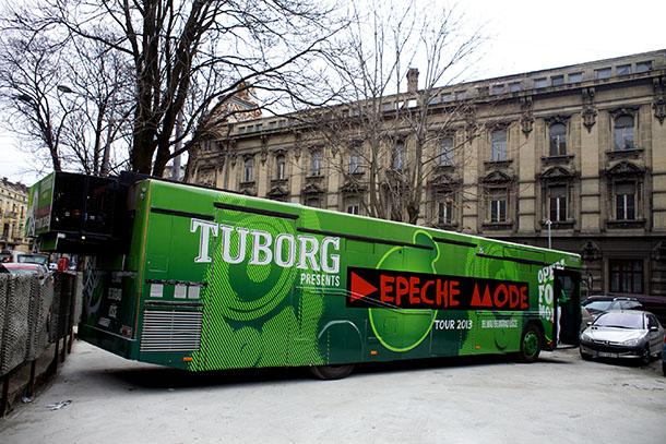 promo bus