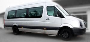 Crafter mikroautobusas