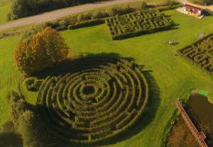 labirintai anyksciuose